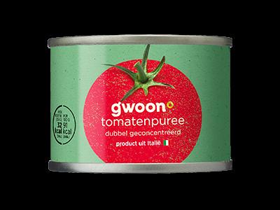 g'woon tomatenpuree 70g