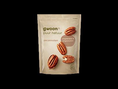 g'woon pecannoten 150g