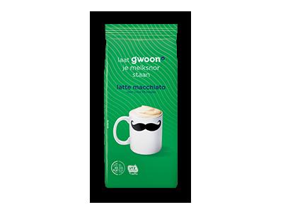 g'woon latte macchiato 250g