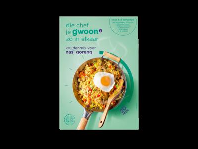 g'woon kruidenmix voor nasi goreng 39 gram