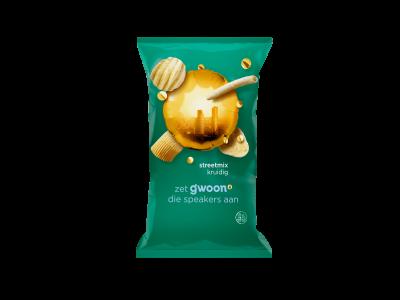 g'woon streetmix kruidig 100 gram